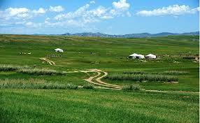Wyprawa trempingowa Mongolia